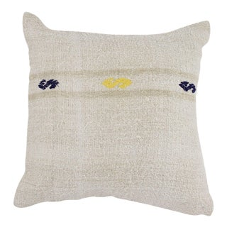 "Hemp Kilim Pillow 24""x 24"""