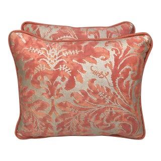 Fortuny Lucrezia Pillows - a Pair