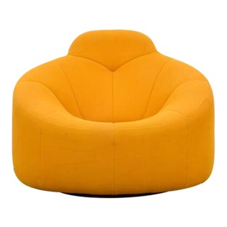 Pierre Paulin Pumpkin Chair