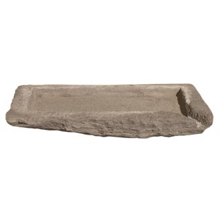 Italian Carved Stone Drain Board
