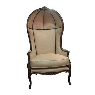 Vintage French Porter's Chair