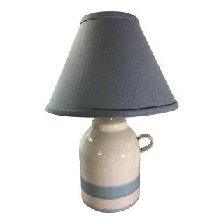 Vintage Farmhouse Table Lamp