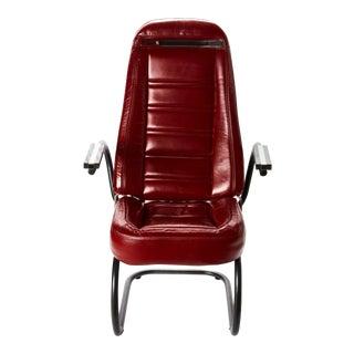 1968 Burgundy Corvette Roadster Chair