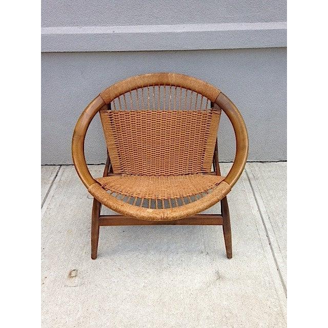 Image of Danish Modern Ringstol Chair