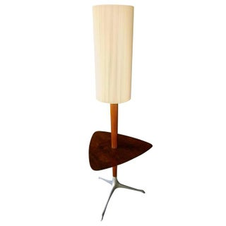 "Vladimir Kagan ""Tri-Symmetric"" Floor Lamp"