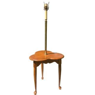 Antique Ethan Allan Floor Lamp