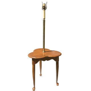 Antique Ethan Allan Floor Lamp