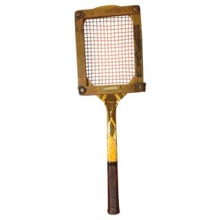 Wilson Antique Wood Tennis Racket