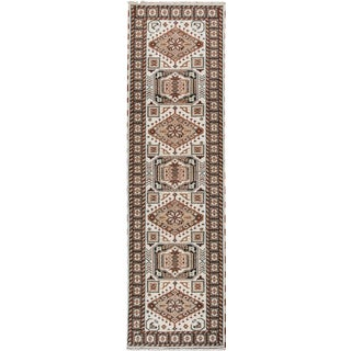 "Apadana - Modern Kazak Rug, 2'10"" x 10'1"""