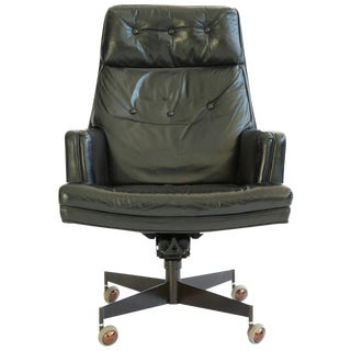 Edward Wormley Executive Swivel Chair