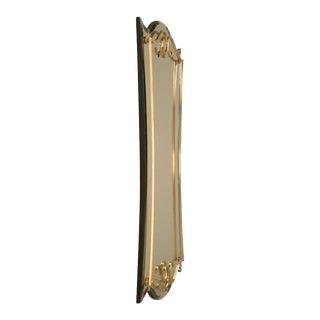 Solid Brass Trim Mirror