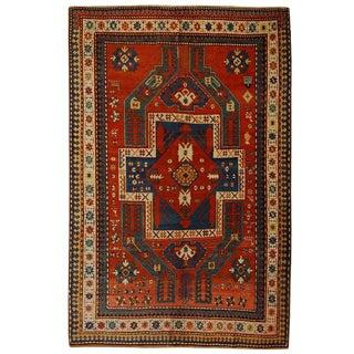 Early 20th Century Russian Kazak Rug