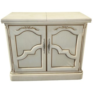 Thomasville French Country White & Gold Server