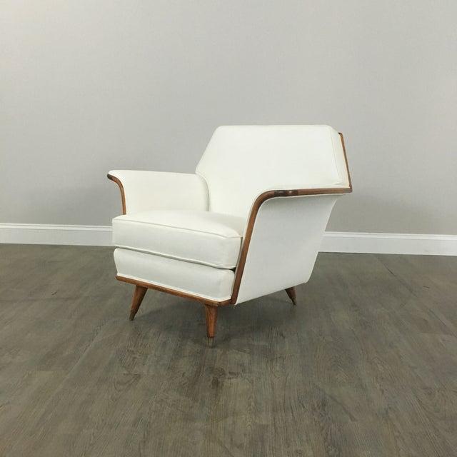 Vintage Art Deco Club Chair - Image 2 of 9