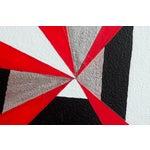 """Image of Original """"Mirror Star"""" Painting"""