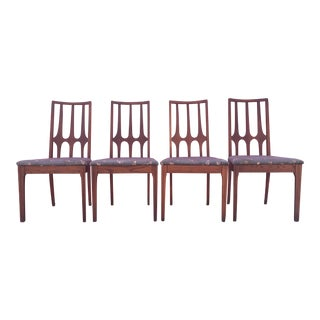 Broyhill Brasilia Dinning Chairs - Set of 4