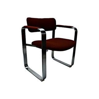 Eero Aarnio Stainless Steel Chair
