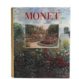 'Monet' Hardcover Art Book