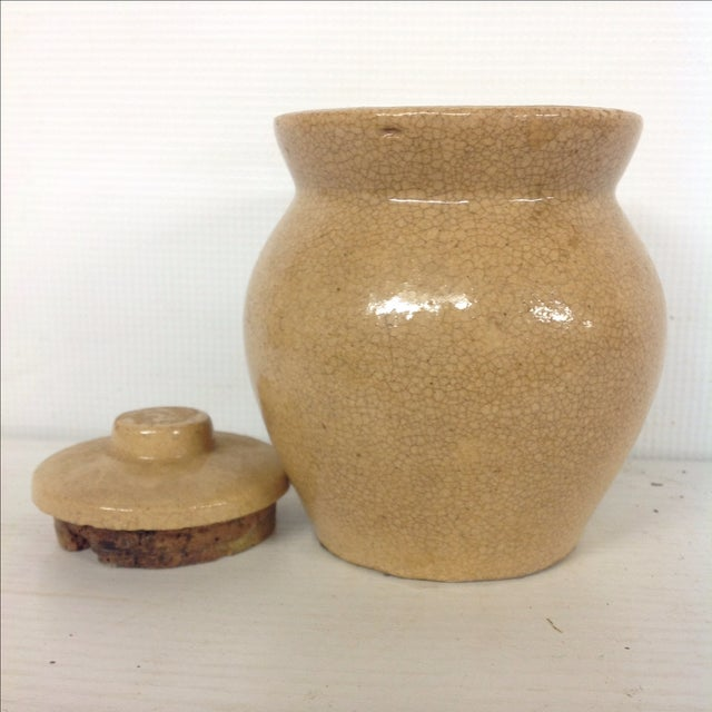 Small Roycroft Apothecary Jar - Image 3 of 6