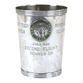 Ekwanok CC July 1955 Sterling Cup