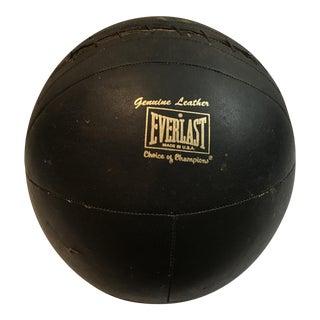 Vintage Everlast Medicine Ball