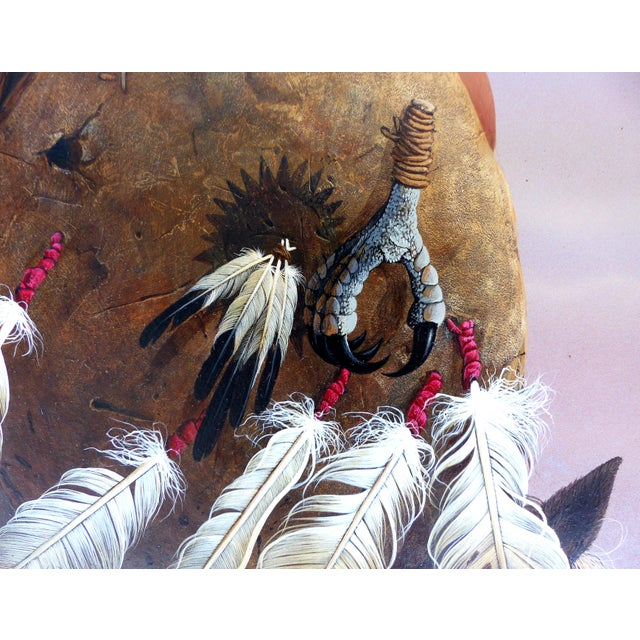 Oil on Board by Western Artist Ron Owens - Image 5 of 10