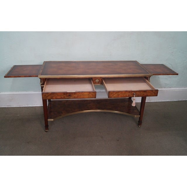 Theodore Alexander Regency Console Table - Image 6 of 8
