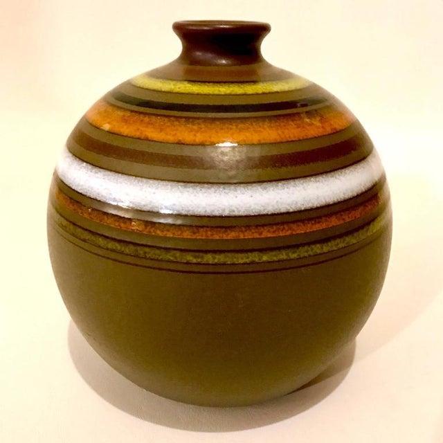 Alvino Bagni Mid-Century Italian Vase - Image 4 of 9
