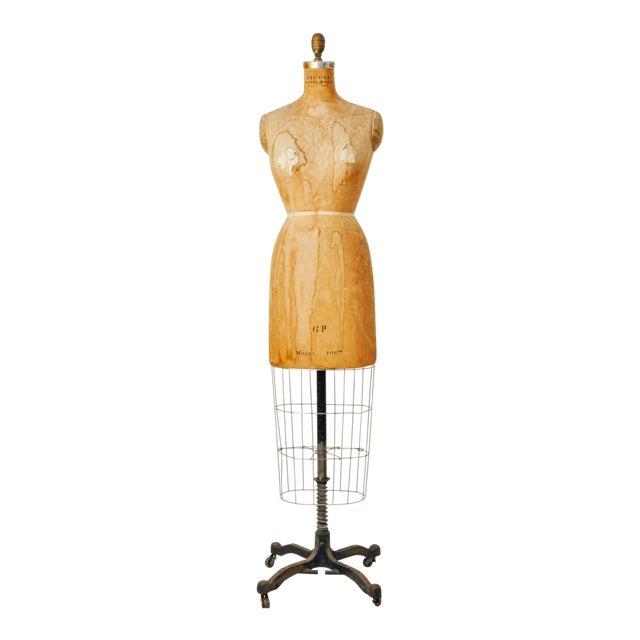 Vintage Bauman Model Dress Form Ladies Mannequin - Image 1 of 8