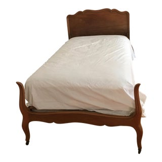 Cassard Romano French Provincial Style Twin Bed Frame