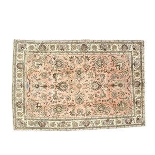 "Leon Banilivi Persian Tabriz Carpet - 7' X 10'4"""