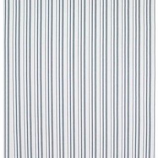 Ralph Lauren Annick Ticking Bleu Material