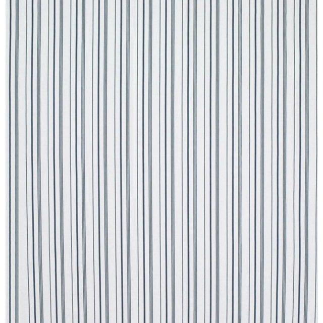 Image of Ralph Lauren Annick Ticking Bleu Material