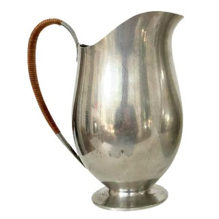 Just Andersen Pewter Pitcher