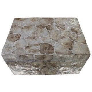 Shell Inlay Box
