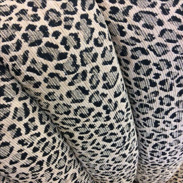 Leopard Print Chaise Lounge Chairish