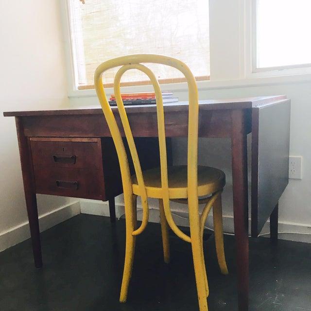 Image of Vintage Danish Modern Writing Desk