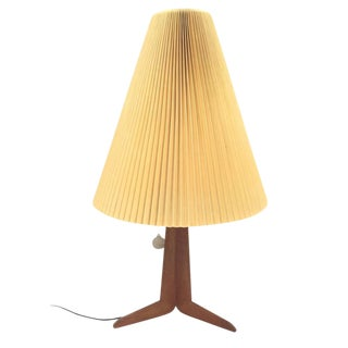 Le Klint Mid-Century Modern Teak Table Lamp