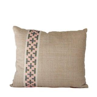 Hmong Hemp Pillow - Light Touch