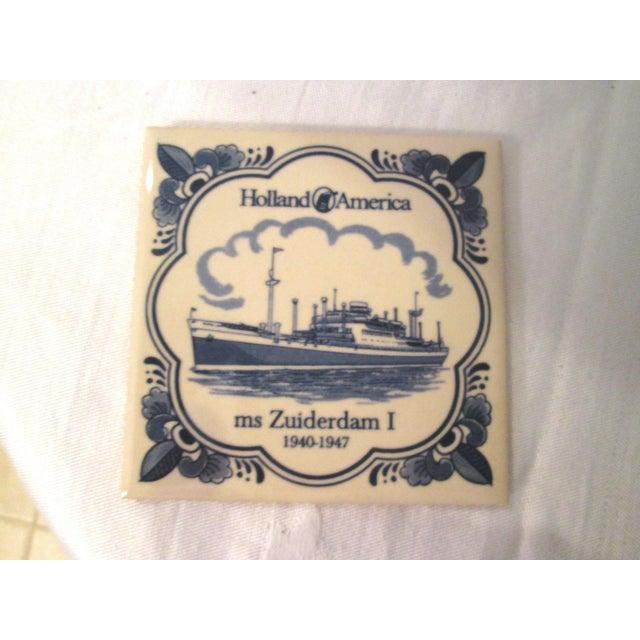 Vintage Cruise Line Coasters - Set of 7 - Image 8 of 9