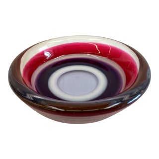 Baccarat Vintage Bulls Eye Bowl