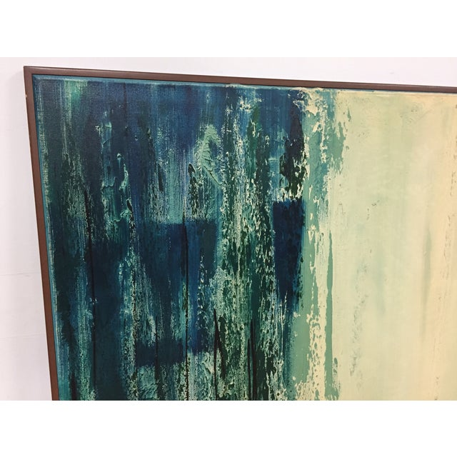 Carlo Of Hollywood Abstract Painting - Image 4 of 11