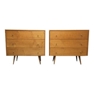 Paul McCobb Planner Group Dressers - A Pair