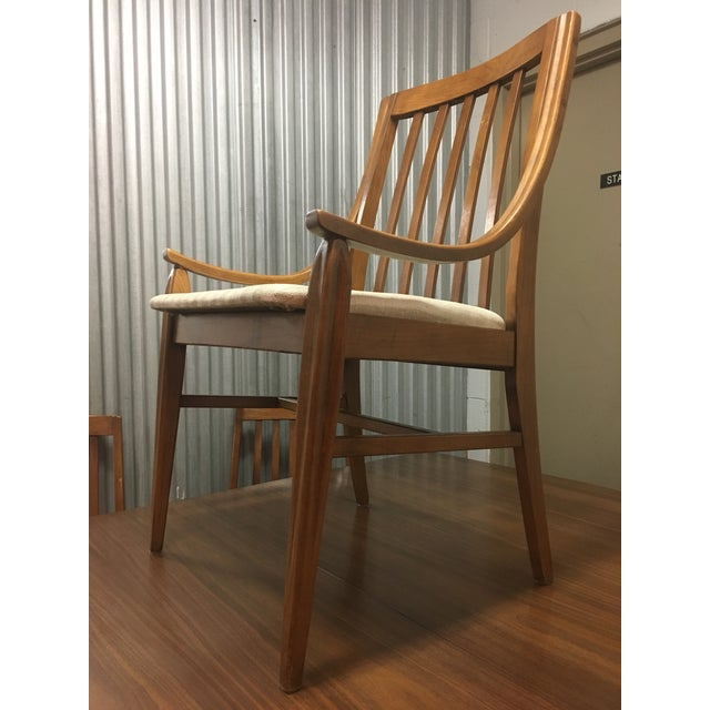 Mid-Century Dining Set by Hooker - Set of 7 - Image 11 of 11
