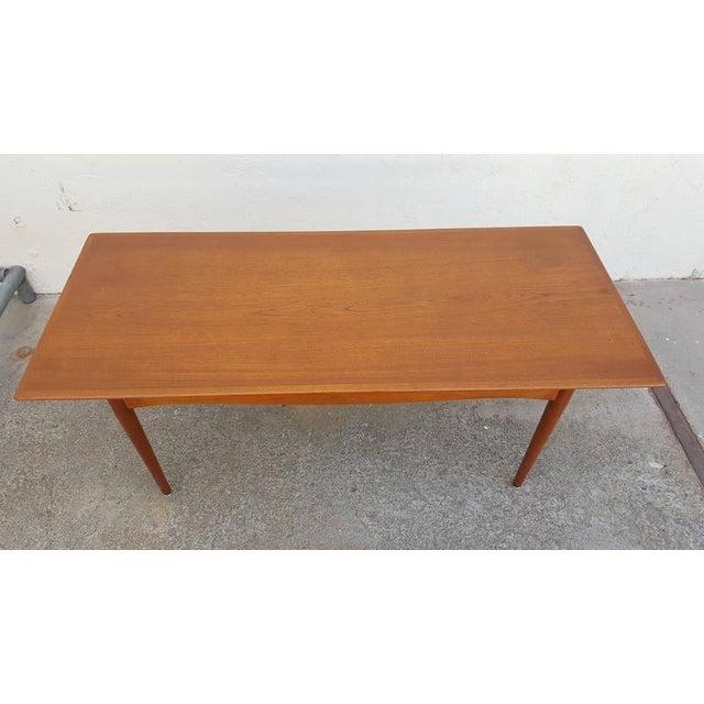 Finn Juhl Teak Coffee Table - Image 8 of 8