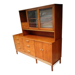Drexel Suncoast Wood China Hutch