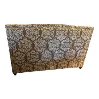 Williams Sonoma Upholstered King Headboard