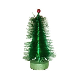 Eames Mid Century Tinsel Mini Christmas Tree