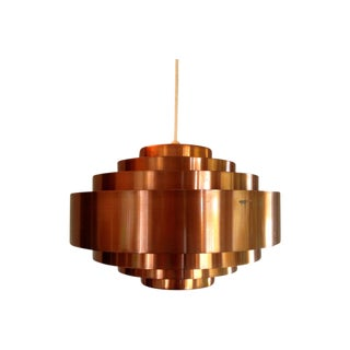 "Fog & Morup ""Ultra"" Ceiling Light By Jo Hammerborg"