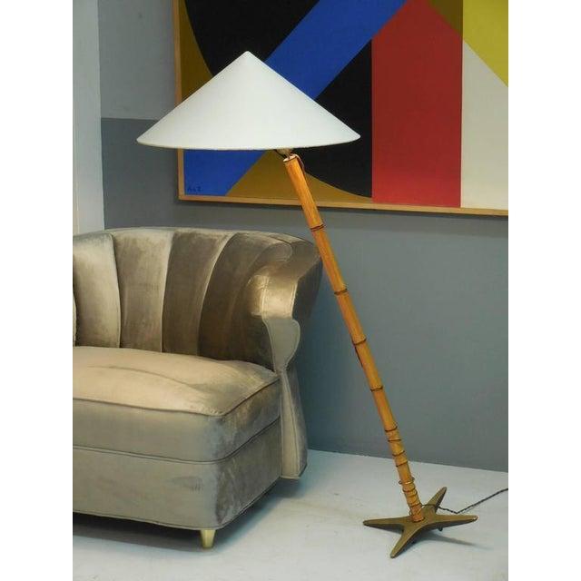 Floor Lamp by Carl Auböck - Image 2 of 4